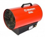 warmeluchtblazer rood model