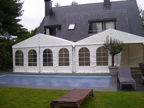 Kleine Tent